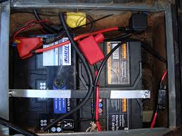 auxillary fusebox install land rover technical blog inside the battery box