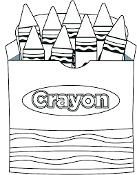 crayon coloring pages crayon coloring pages perfect box page in fancy co sheet crayon coloring pages crayon coloring pages