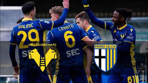 Hellas Verona vs Parma #Verona #Parma Match Highlights - YouTube