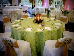 decoration for table. Table Decoration Hire Glasgow For