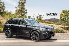 BMW - X5 - VFS-2 - Custom Black - © Vossen Wheels 2015 - 1002 ...