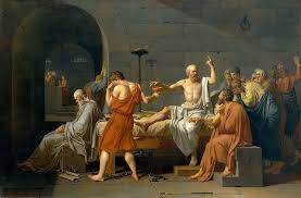 the of socrates by jacques louis david