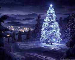 Christmas Night Wallpapers Desktop ...