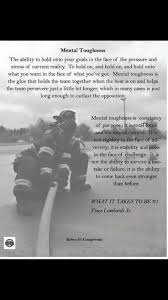 17 best images about firefighter sayings female mental toughness