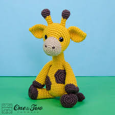 Crochet Giraffe Pattern Delectable Ravelry Geri The Giraffe Amigurumi Pattern By Carolina Guzman