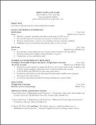Example Of A Waitress Resume Cocktail Waitress Job Description For
