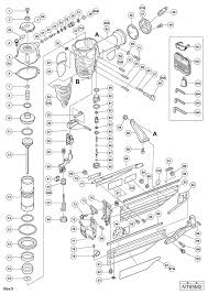 hitachi nt65m2. hitachi finish nailer nt65m2 spare parts nt65m2 s