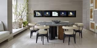Designer Dining Room Decorating Ideas Decorin - Modern interior design dining room