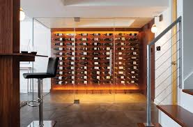 pour a glass in this sleek modern wine cellar arlington magazine may june 2016 arlington va box version modern wine cellar