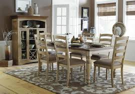 Farmhouse Style Dining Room Sets Interesting Ideas Country Dining Table With Bench Farmhouse Table