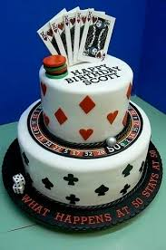Low Cost Birthday Cake Idea Creapptclub