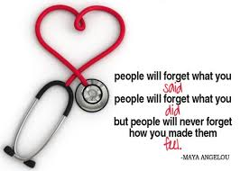 Maya Angelou Nurse Quotes. QuotesGram via Relatably.com