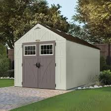 suncast storage shed building a shed