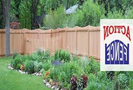 wood chain link and pvc fences madison area wisconsin fence companies wi d13