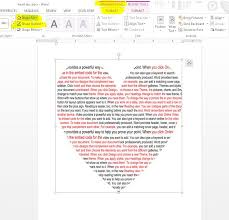 How To Fill A Shape Word 2013 With Text