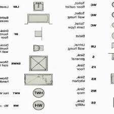 floor plan symbols bathroom. Modren Bathroom Beautiful Floor Plan Bathroom Symbols Gallery Within  To L