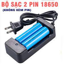 Bộ sạc pin 3.7v 18650 26650 22650 đa năng cao cấp có đèn báo khi sạc đầy sử  dụng nguồn trực tiếp 220v - Pin và dụng cụ sạc pin