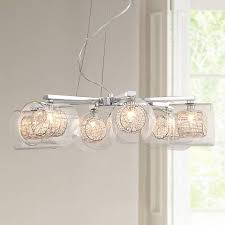 possini euro design lighting. Possini Euro Design Wire And Glass Cylinder Chandelier Lighting D