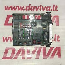 vehicle fuses and fuse boxes in brand siemens peugeot 206 2 0 hdi 2003 fuse box siemens