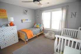 Orange And Grey Bedroom Bedroom White With Grey Also 4 And Drawer Besides Dresser Orange