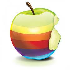 Risultati immagini per apple icon png 3d
