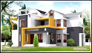 Painting Home Exterior Model Design