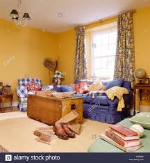 Yellow And Blue Living Room Yellow And Blue Living Room Curtains Yes Yes Go