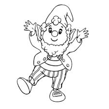 Leuk Voor Kids Noddy Kleurplaten