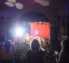 Historic Mcdonald Theatre A Live Music Concert Hall And