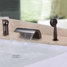 oil rubbed bronze bathroom