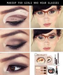 hipster step 8 eye makeup tutorial for s with gles tutorial you