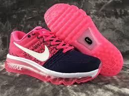 nike shoes air max 2017. nike air max 2017 black pink white women shoes