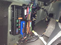 uksaabs \u2022 view topic amp and speaker installation 2010 Saab 9-3 Fuse Box on the fuse panel, there are two plugs sockets named \
