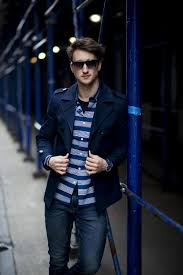 Mens Light Blue Peacoat Men Peacoat Outfits 20 Ways To Wear A Peacoats For Guys