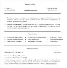 Sample Nurse Manager Resumes Service Manager Resume Sample Nursing Supervisor Resume Customer