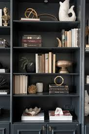 Bookshelf Styling. Decorate ...