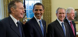 Image result for bush clinton obama