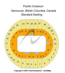 Pacific Coliseum Tickets In Vancouver British Columbia