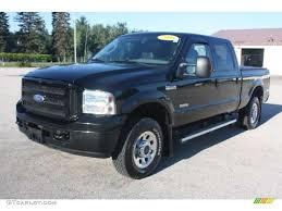 2005 Black Ford F250 Super Duty Lariat Crew Cab 4x4 #52149682 ...
