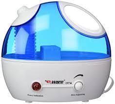 EWARE XJ 3K037 Mini Office/Bedroom Ultra Sonic Humidifier Review