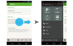 Android Design Patterns Simple Design Patterns Side Navigation Menus For Android Tablets User