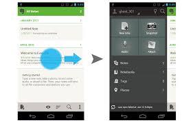Android Design Patterns Simple Design Patterns Side Navigation Menus For Android Tablets User