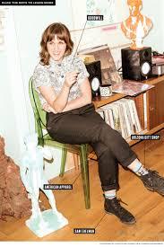 Female Set Designers What I Wear To Work Set Designer Adi Goodrich Bloomberg