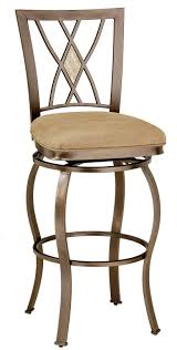 bar stools with arms and back. Large Size Of Chair:superb Brushed Nickel Bar Stools Non Swivel Hillsdale Stool Montello Hillside With Arms And Back 6