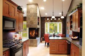 Efficiency-And-Attractiveness-With-Double-Sided-Fireplace10 Double Sided  Fireplace