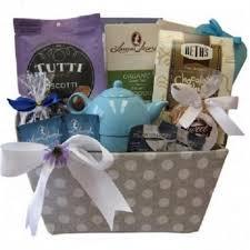 tea biscuits gift basket