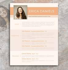 Free Creative Resume Cv Modern Resume Template Free And Resume