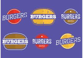 <b>Retro Burger</b> Free Vector Art - (187 Free Downloads)