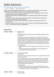 Key Accomplishments For Customer Service Resume Professional User