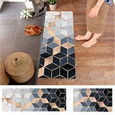 Скандинавские ковры геометрической формы, ПВХ <b>кожаные</b> ...